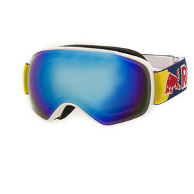 Red Bull SPECT Alley Oop Goggles, white/blue snow
